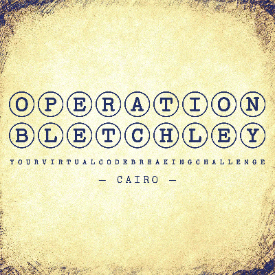 Operation Bletchley 2021: Cairo