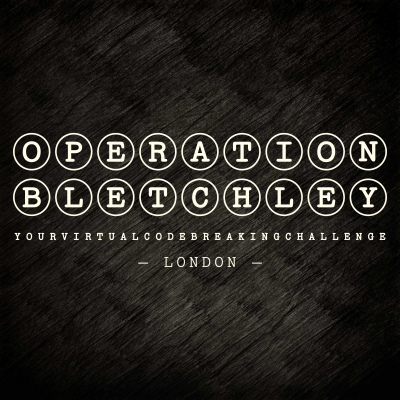 Operation Bletchley 2021: London