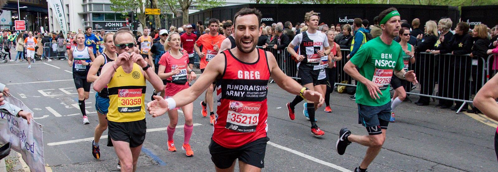 TCS London Marathon 2022