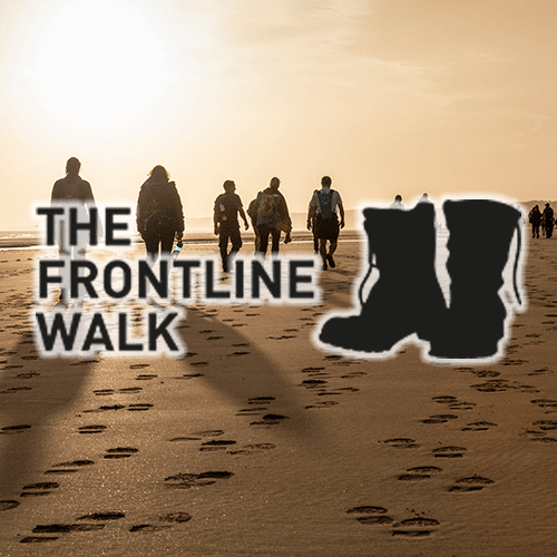 The Frontline Walk 2022: The Normandy Beaches